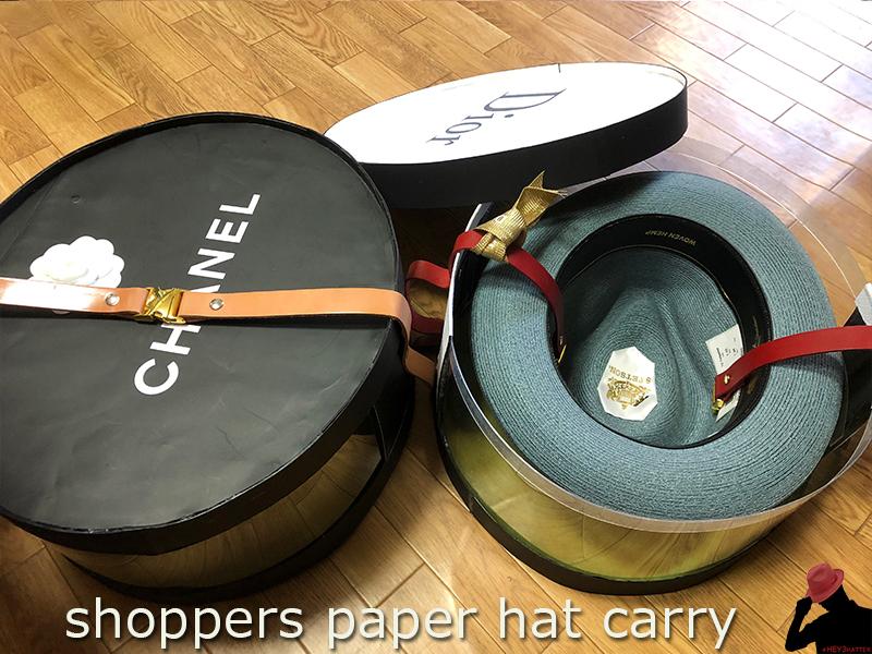Hey3hatter Hat case