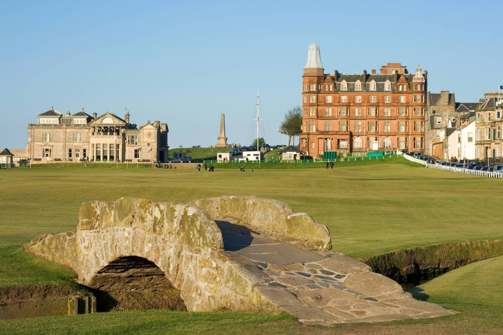st andrews course
